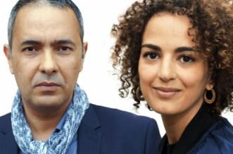 Dialogue entre Leïla Slimani et Kamel Daoud à l'Institut français de Rabat
