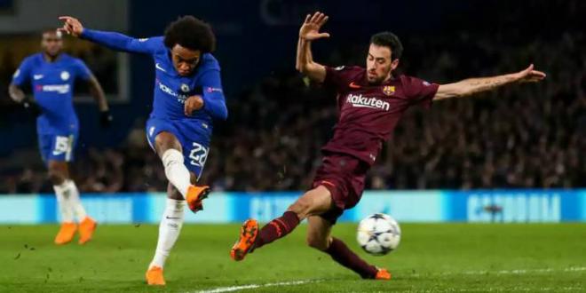 Champions League: le Top 5 des plus beaux buts (VIDEO)
