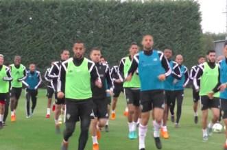 Maroc-Serbie: séances d'entraînement pour les Lions de l'Atlas à Turin (VIDEO)