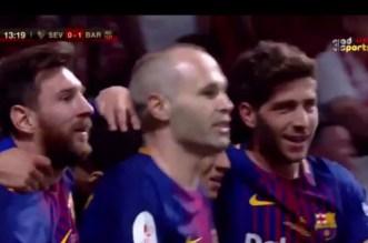 Barcelone Vs Séville: tous les buts de la finale (VIDEO)