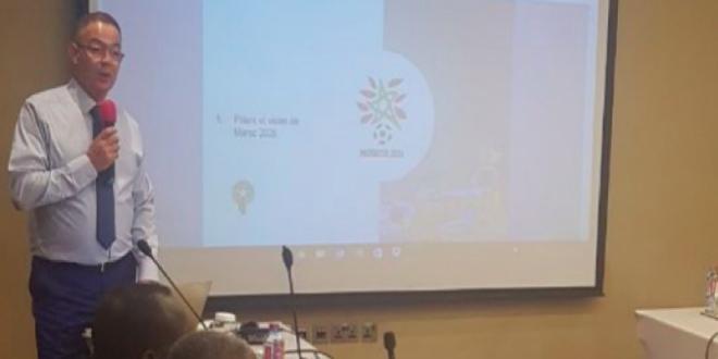 Maroc 2026: ce qu'a dit Lekjaa aux présidents des fédérations africaines