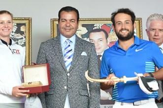 Trophée Hassan II: Moulay Rachid préside la cérémonie de remise des prix