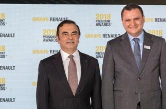 Mohamed Bachiri, DG de l'usine Renault-SOMACA nommé aux President Awards