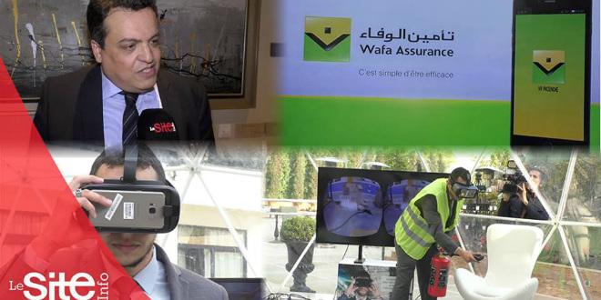 Prévention : Wafa Assurance lance la Réalité Virtuelle