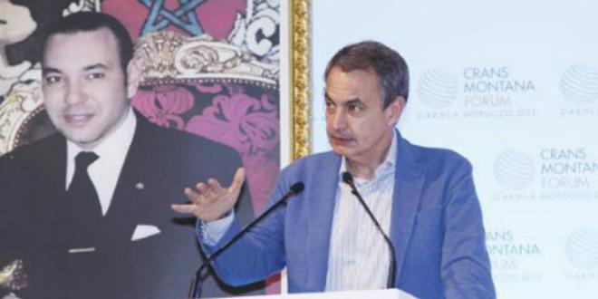 Mondial 2026 : Zapatero, ex-chef du gouvernement espagnol, soutient le Maroc
