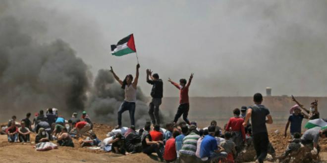 Le gouvernement palestinien dénonce un «horrible massacre»