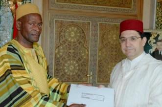 Sur instructions royales, Bourita reçoit l'émissaire du président de la République de Guinée-Bissau