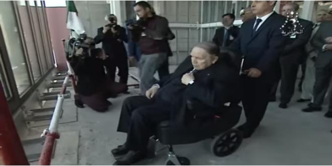 Nouvelles images de Bouteflika à la télévision algérienne (VIDEO)