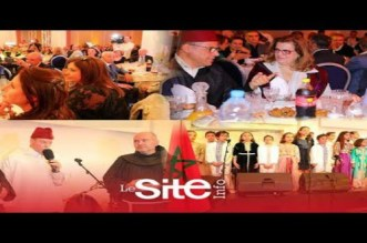 Quand les trois religions se réunissent autour d'un ftour à Casa (VIDEO)