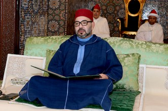 Aïd Al Fitr: message du roi aux chefs d'Etat des pays musulmans