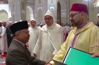 En vidéo: la causerie religieuse présidée par le roi à Casa