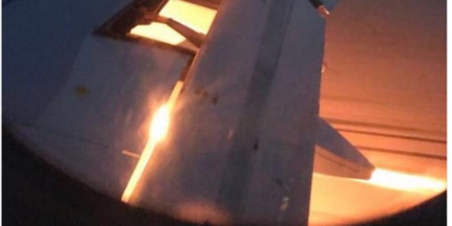 Coupe du monde 2018: l'avion de l'Arabie saoudite prend feu (VIDEO)