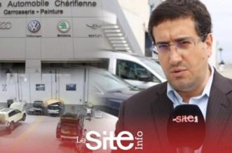Maroc: ouverture d'un des plus grands ateliers de carrosserie et peinture en Afrique (VIDEO)