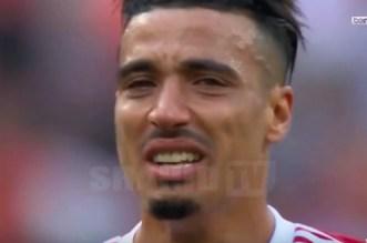 Les larmes de Dirar après la défaite du Maroc contre le Portugal (VIDEO)