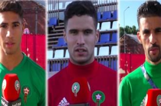 Après leur soutien, les Lions de l'Atlas remercient les Marocains (VIDEO)