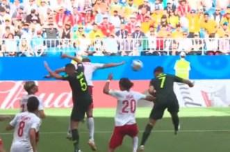 Australie-Danemark: un penalty sifflé grâce à la vidéo provoque la colère des Marocains