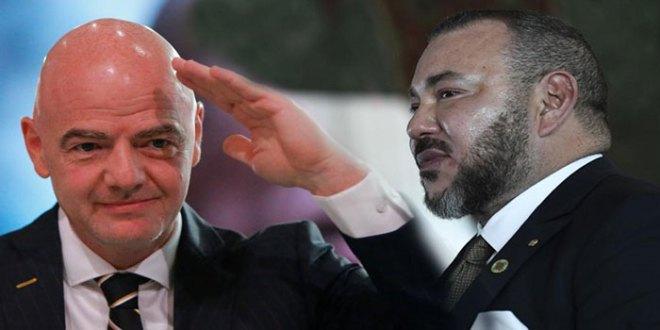 Le Maroc candidat à l'organisation de la Coupe du monde 2030