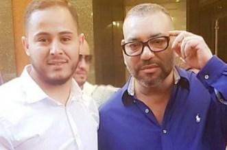 Nouvelle photo de Mohammed VI avec un citoyen marocain à Paris