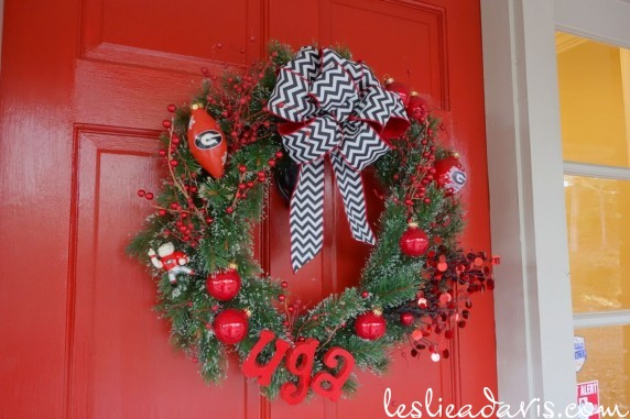 2014 Christmas Wreath
