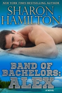 Cover of Band of Bachelors: Alex