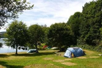 Camping aux Rives du Lac du Laouzas pour vos vacances dans le Tarn, Midi-Pyrénées