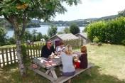 Location des Chalets du Lac Confort des Rives du Lac du Laouzas pour vos vacances dans le Tarn, Midi-Pyrénées