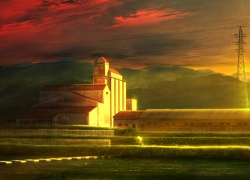 Anime Images - Colors you'll never forget