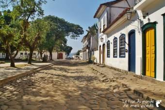 vieille ville Paraty