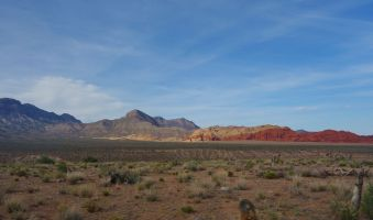 red rock canyon visite