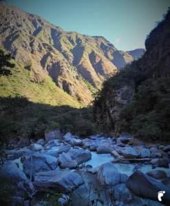 rivière machu picchu