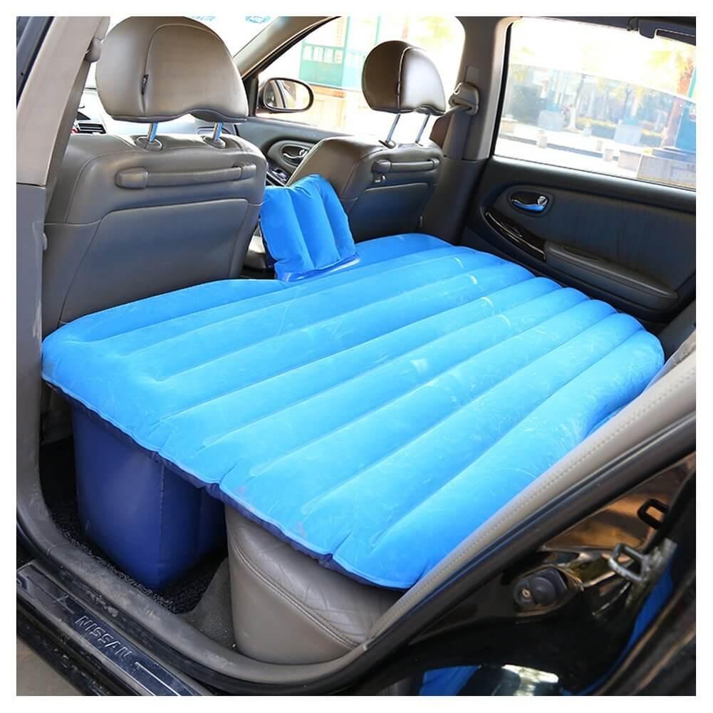 le matelas gonflable pour mieux dormir dans sa voiture en road trip le tour du monde de mes pieds. Black Bedroom Furniture Sets. Home Design Ideas