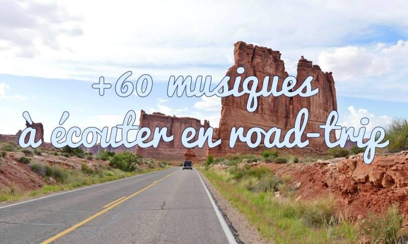 musique en road trip