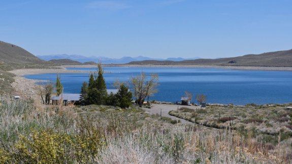 grant lake panorama
