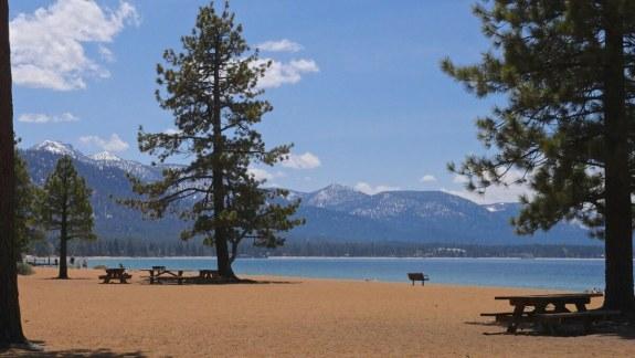 panorama Nevada beach
