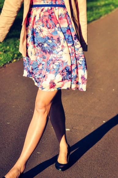 Happy summer dress
