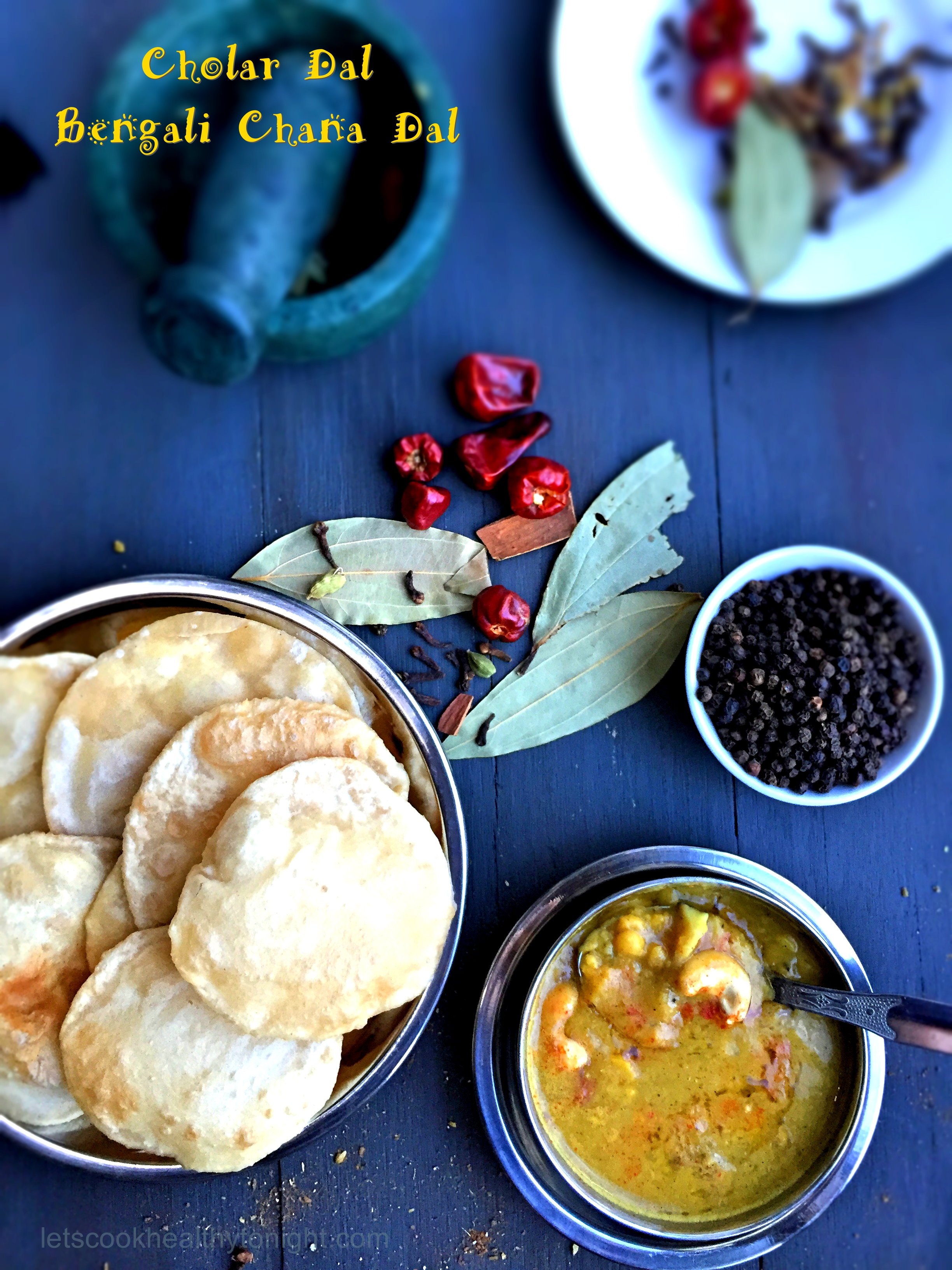 Cholar daal bengali chana dal lets cook healthy tonight there is a little story involved in my learning cholar dal recipe many years back my husband was working in a company which was owned by a bengali guy forumfinder Images