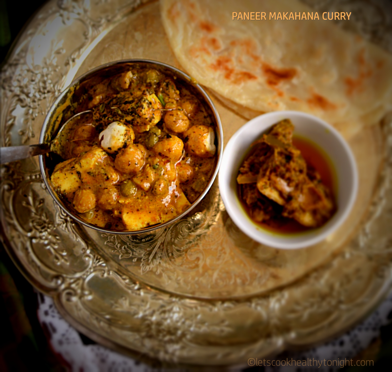 Paneer Makhana Curry