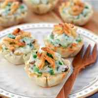 Green Bean Casserole Cups