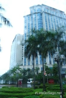 Crowne Plaza West Hanoi Hotel