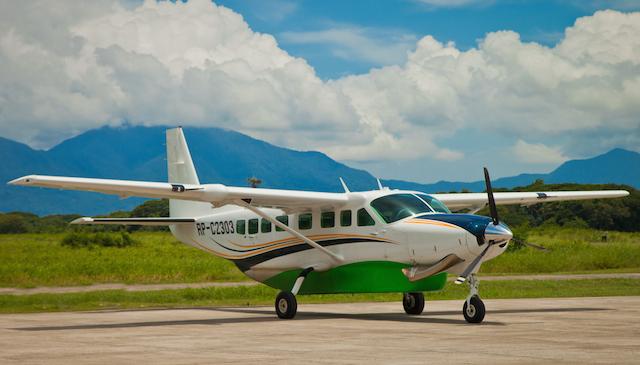 Air Juan Daily Seaplane Flights