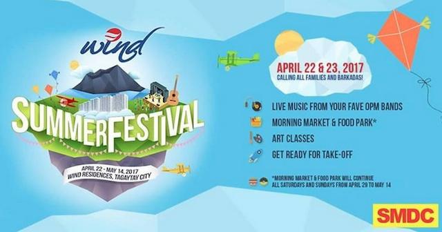 Wind Summer Festival