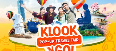 Klook 'N Go Travel Fair