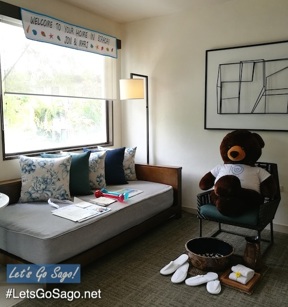 Discovery Shores Boracay  Junior Suite