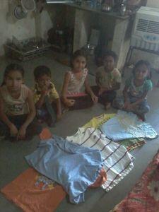 Cloth Donation Ahmedabad
