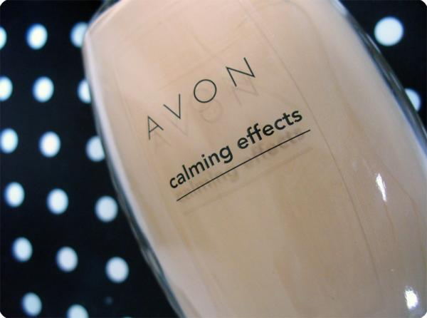 Avon Calming Effects Foundation