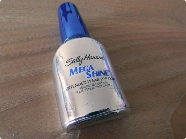 Sally Hansen Mega ShineTopcoat