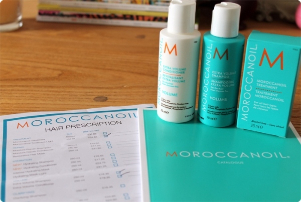 Moroccan Oil Samples