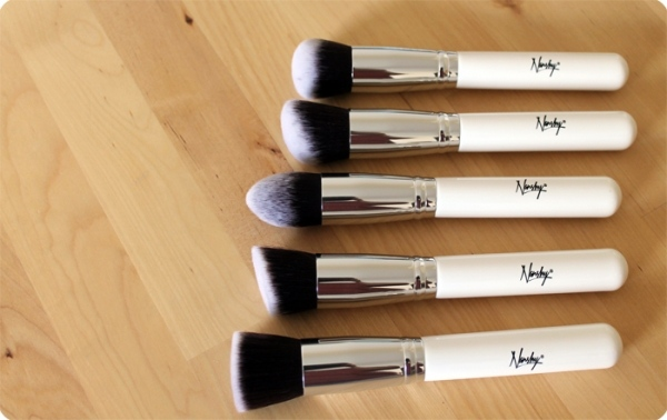Nanshy Makeup Brushes
