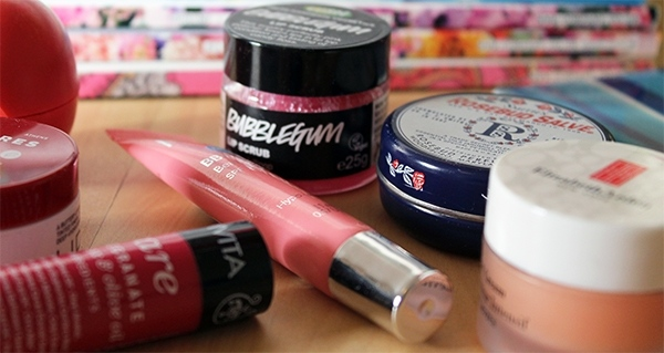 Lip products I love