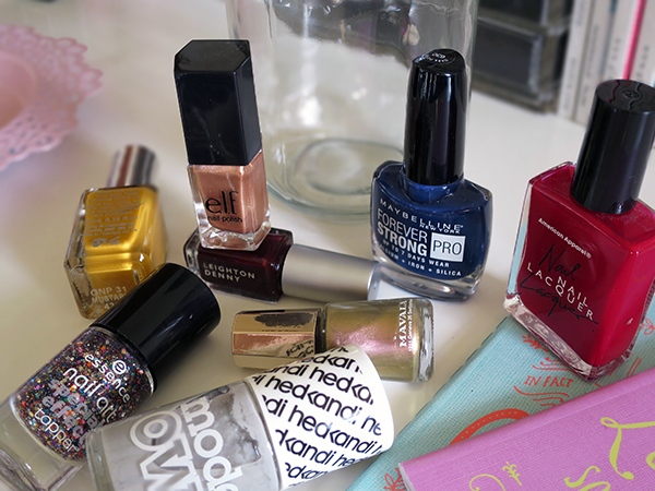 Favourite Winter Polishes